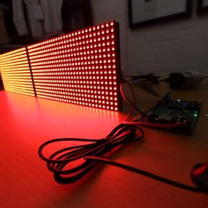 Modular Screen LED